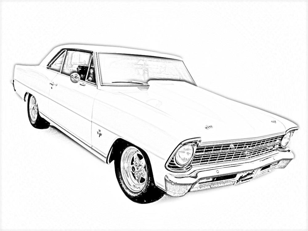printable muscle car coloring pages muscle car coloring pages to download and print for free muscle pages coloring printable car