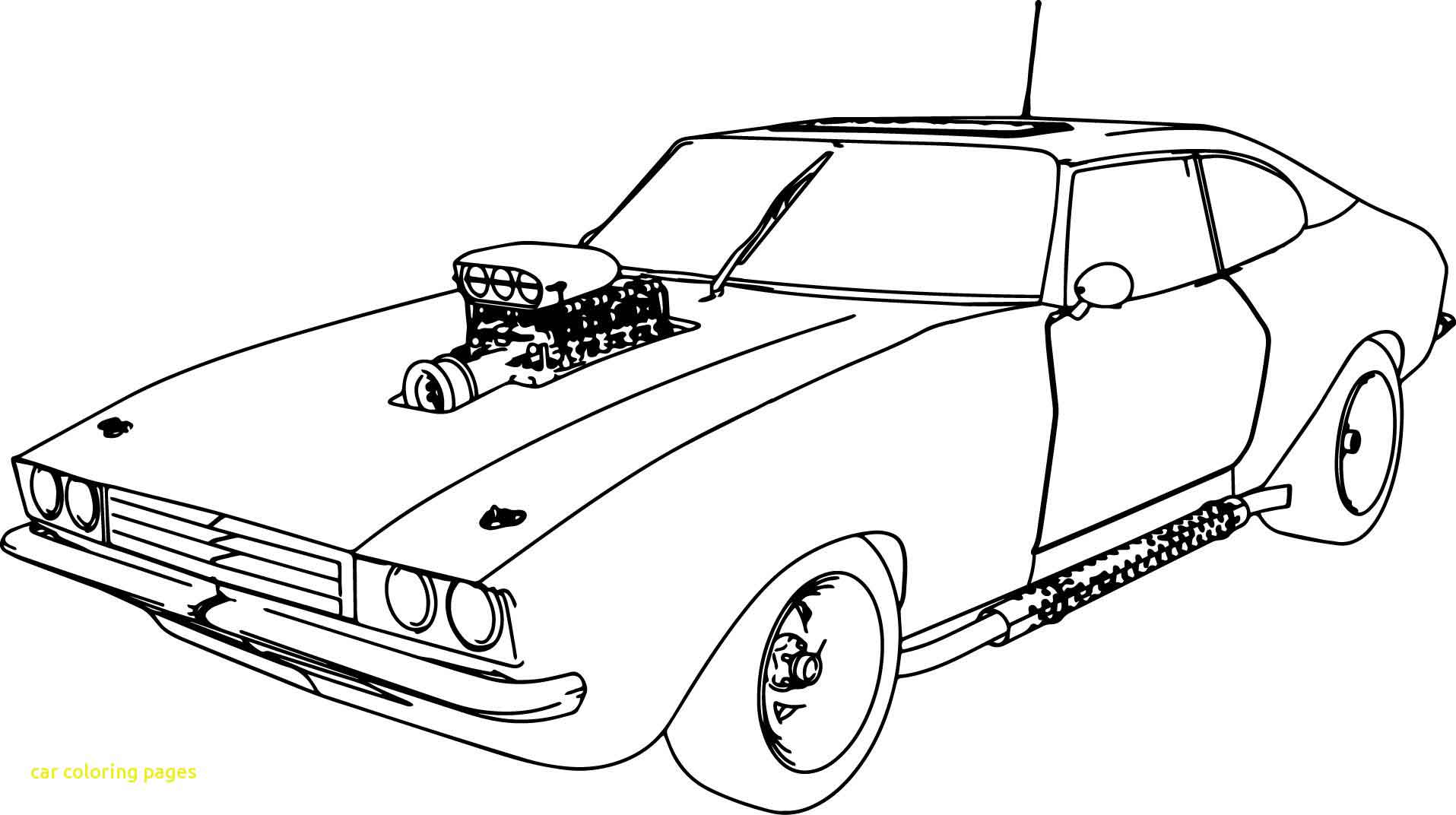 printable muscle car coloring pages sport car coloring pages printable awesome coloring pages muscle pages printable coloring car