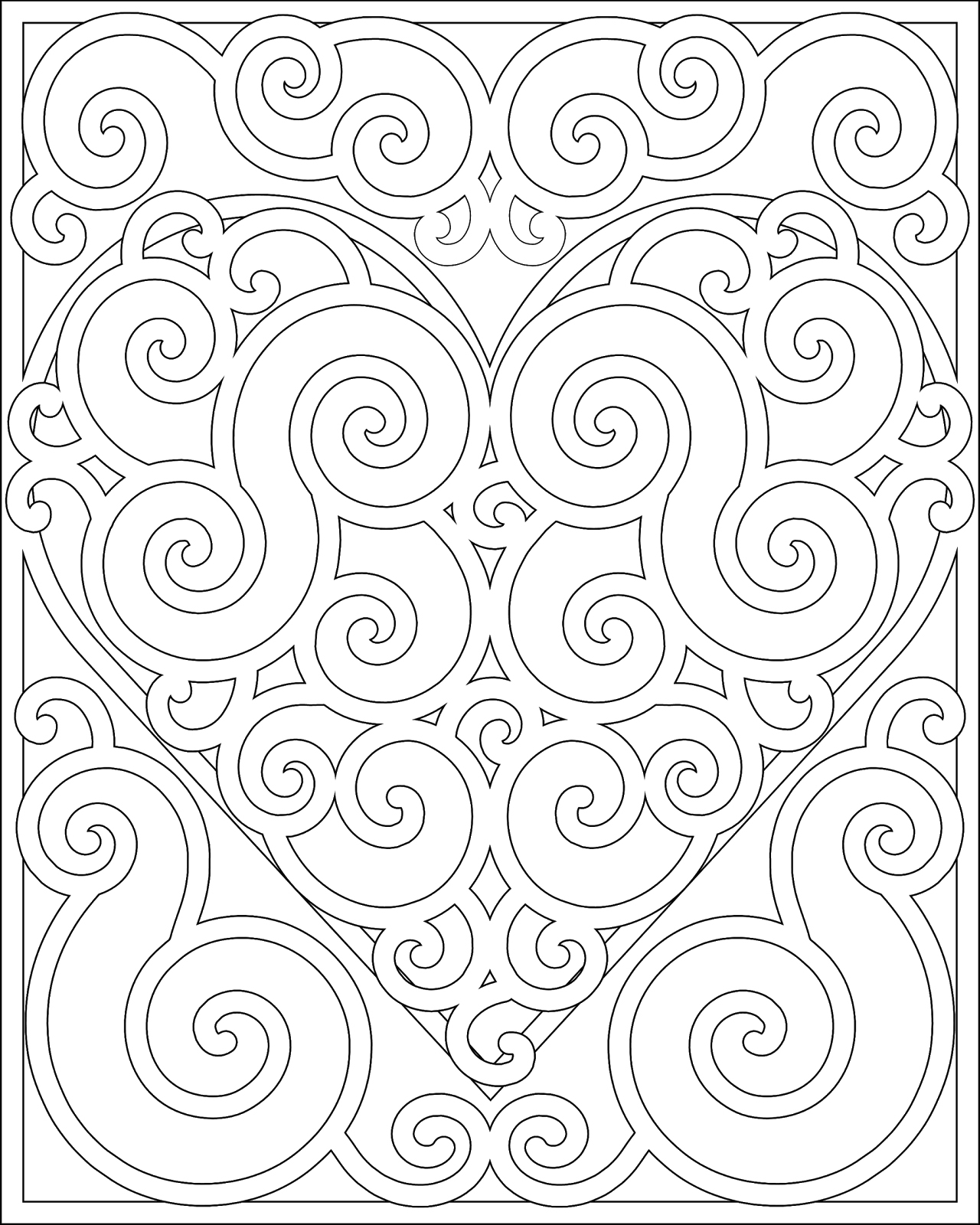 printable patterns to colour floral pattern coloring page free printable coloring pages colour printable patterns to