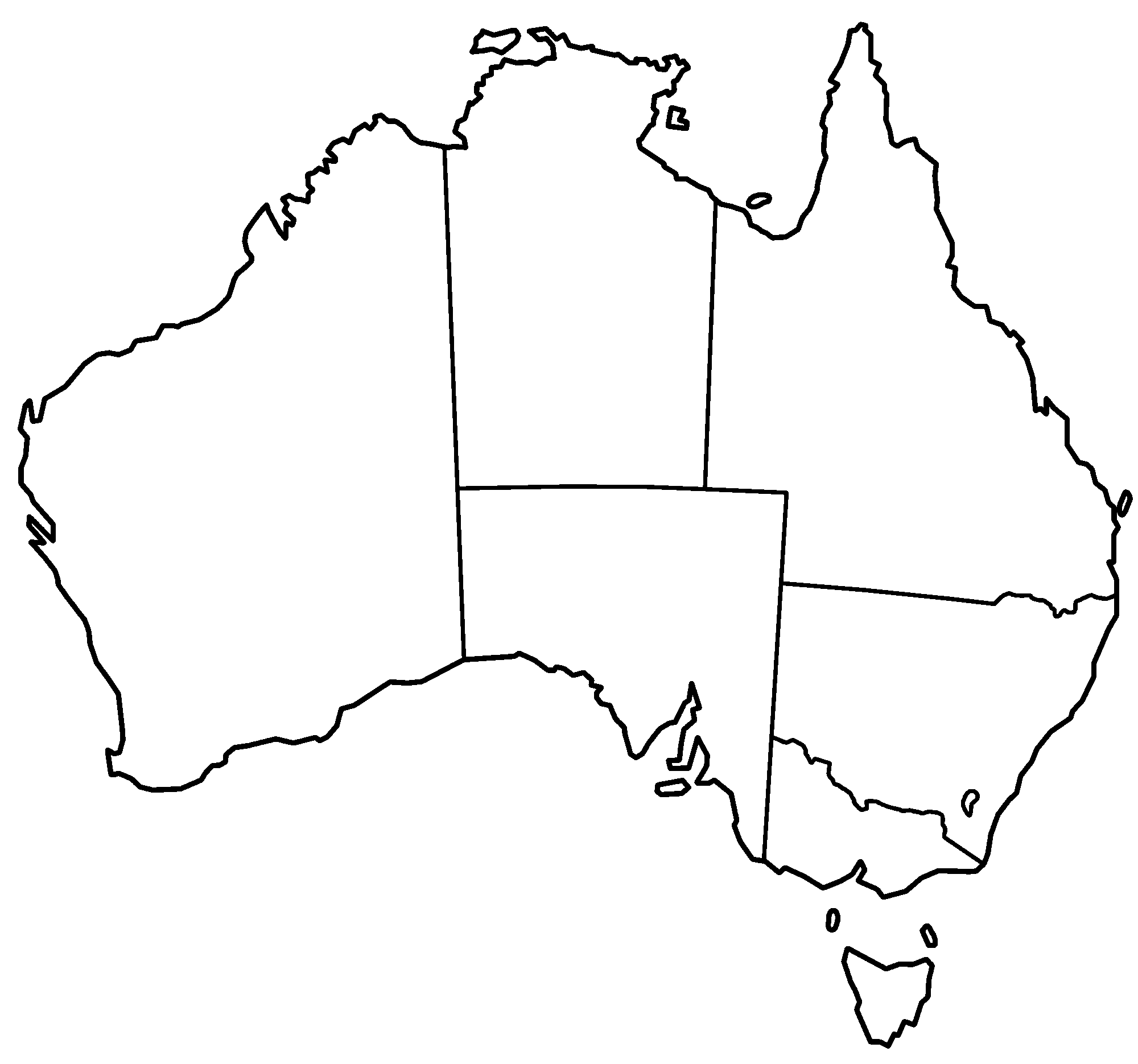 printable pictures of australia australia map coloring page a free travel coloring printable australia of pictures printable