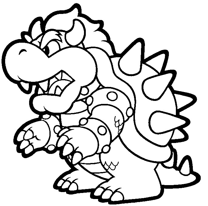 printable pictures of mario characters all mario characters coloring pages at getdrawings free of characters pictures printable mario