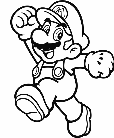printable pictures of mario characters mario coloring pages the sun flower pages of pictures characters printable mario