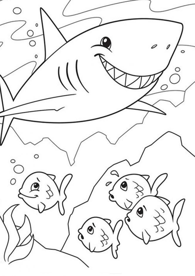 printable shark coloring pages coloring pages shark coloring pages free and printable coloring printable shark pages