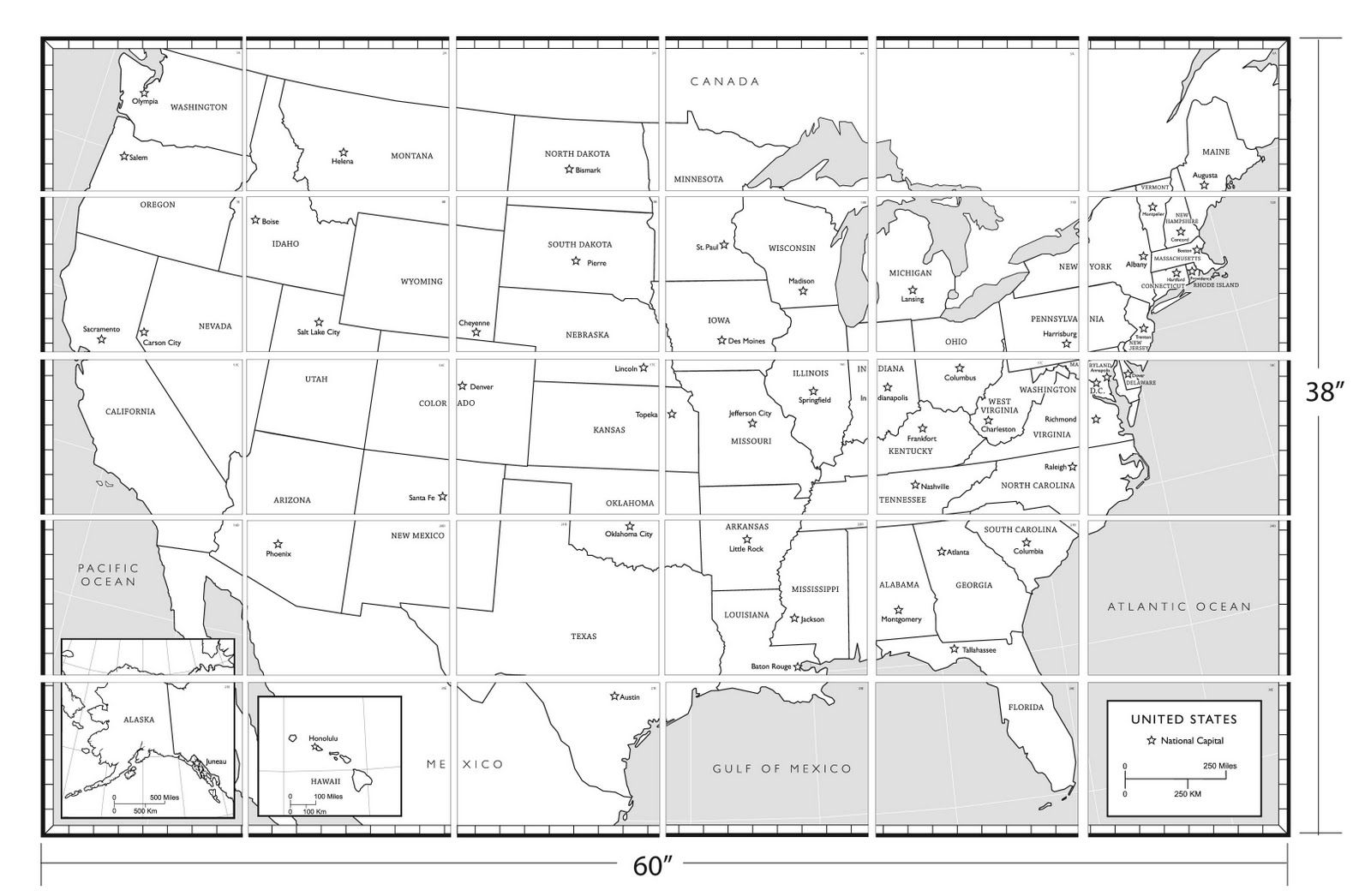 printable us map coloring page outline map of us states coloring pages printable us page printable coloring map