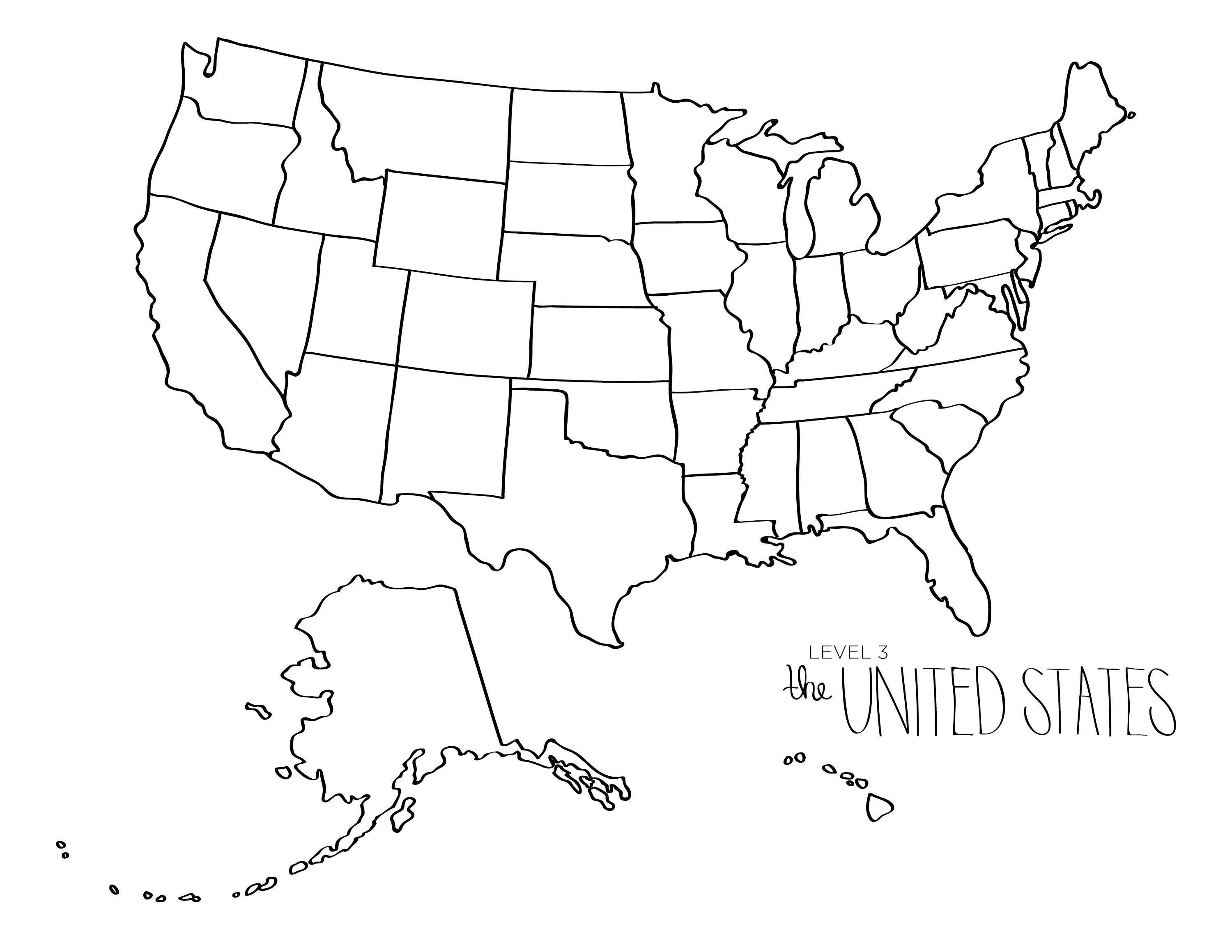 printable us map coloring page printable labeled united states states map coloring page us printable coloring map page