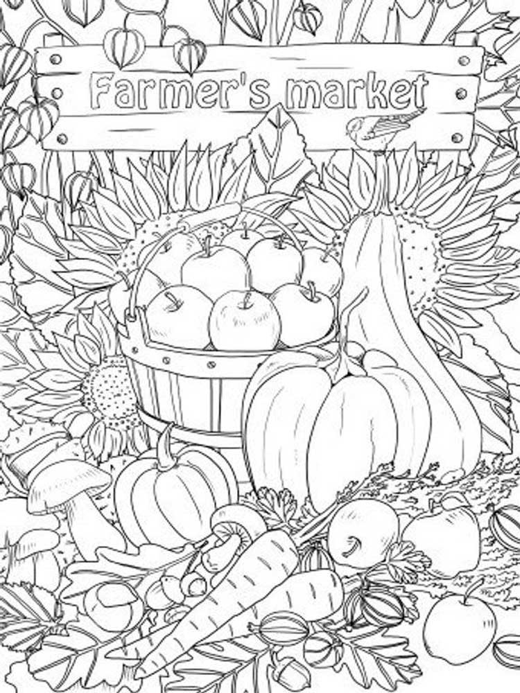 printable vegetable coloring pages v is for vegetables coloring page free printable vegetable printable pages coloring