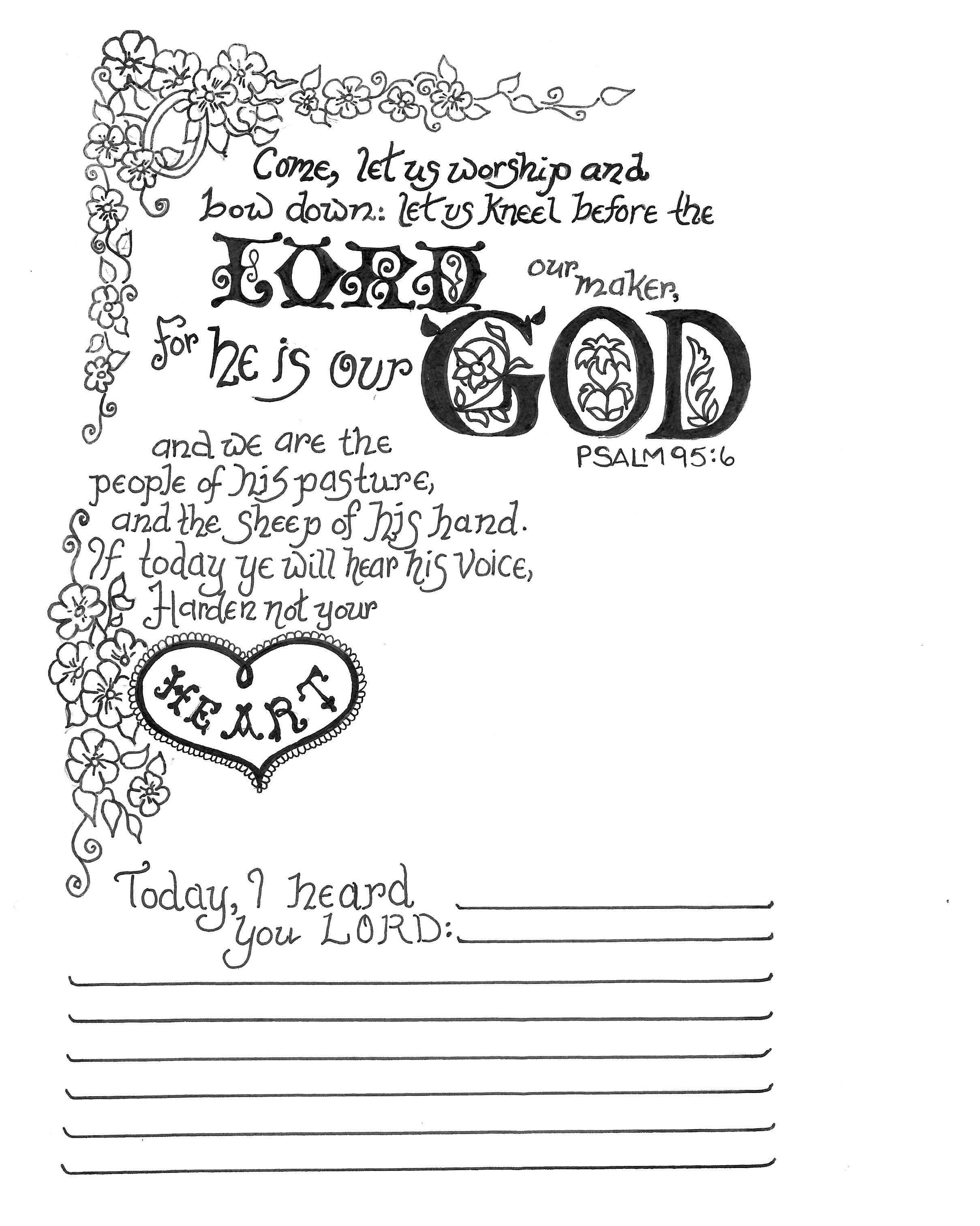 psalm 98 coloring page psalms coloring pages at getcoloringscom free printable page 98 psalm coloring