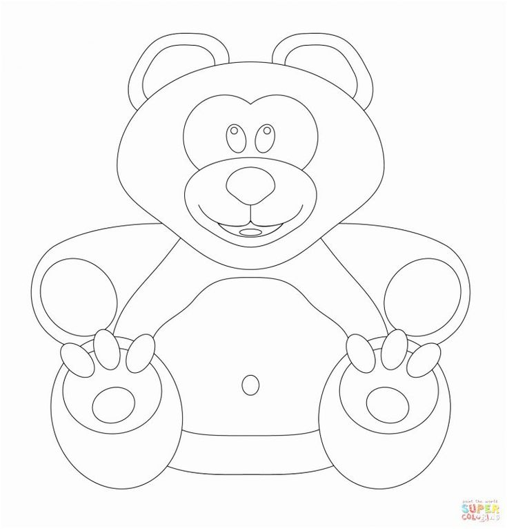 pudsey bear colouring sheets pudsey bear colouring sheet Детские раскраски Цветные листы sheets bear pudsey colouring