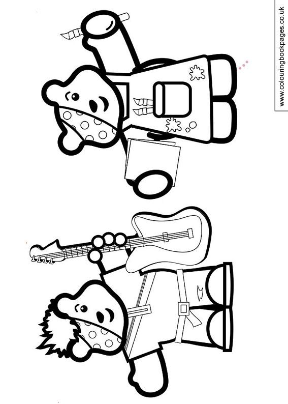 pudsey colouring pages coloring pages pudsey bear and blush printable pudsey pages colouring