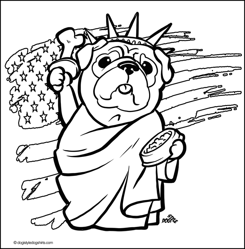 pug coloring pages printable pug coloring pages coloring home pages coloring pug