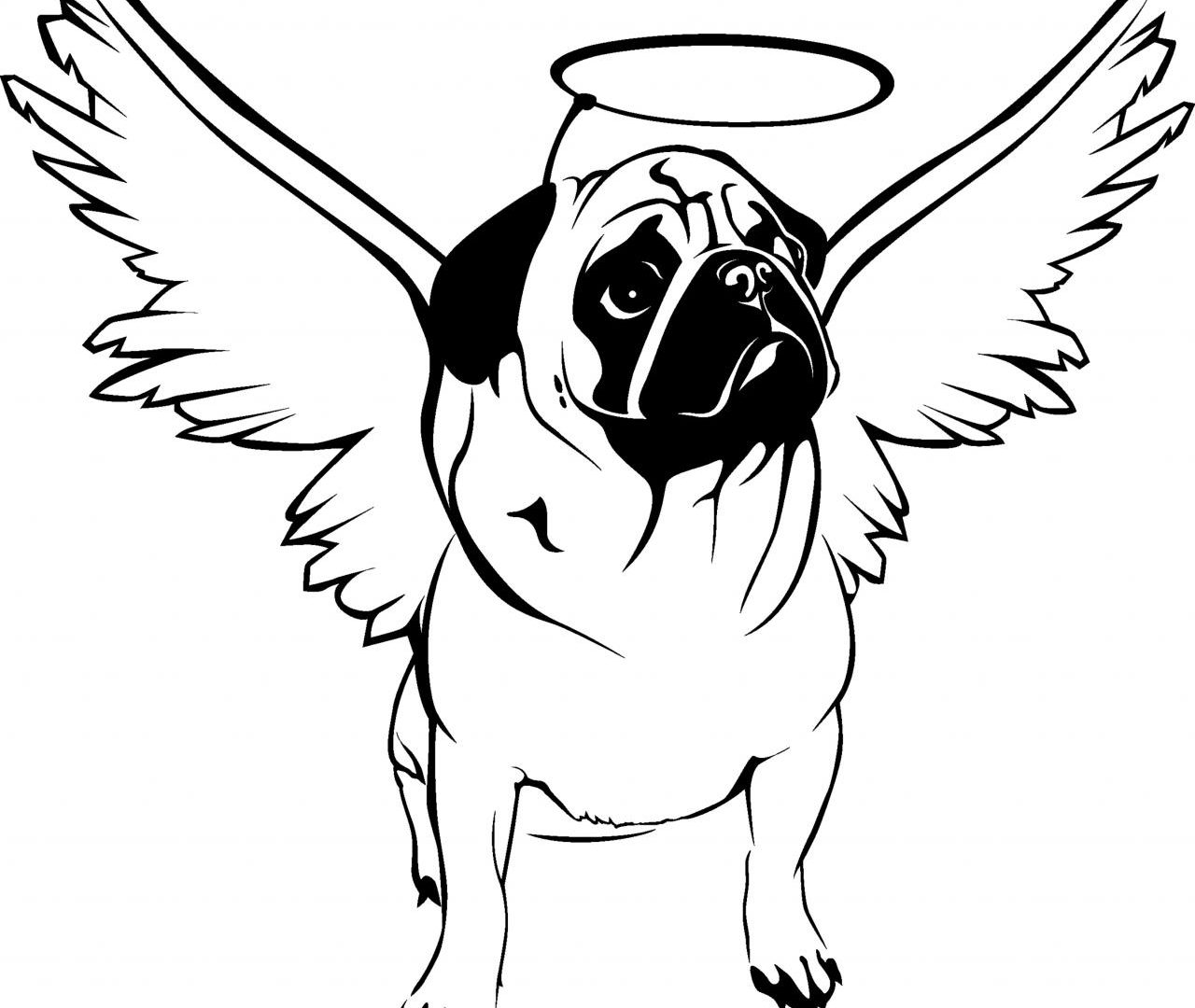 pug puppy coloring pages adult coloring pages pug at getdrawings free download pages puppy pug coloring