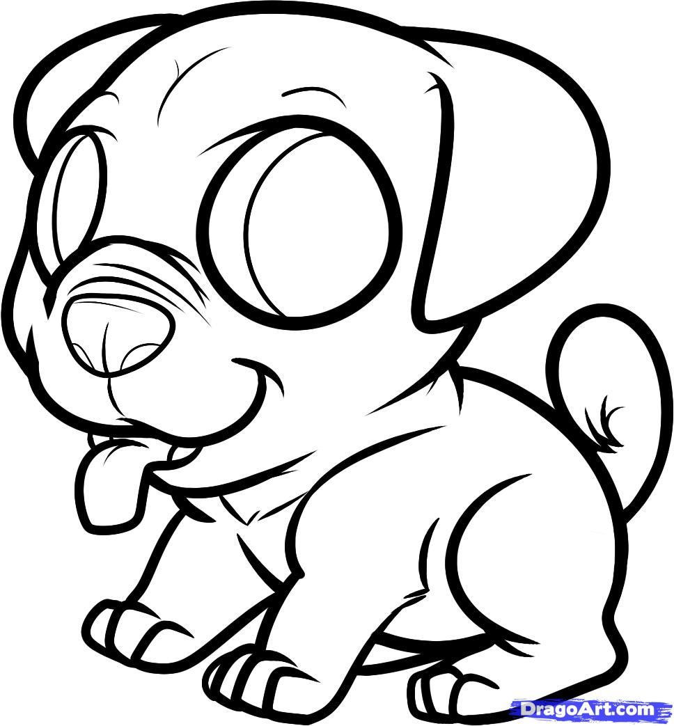 pug puppy coloring pages printable pug coloring pages coloring home pages puppy pug coloring