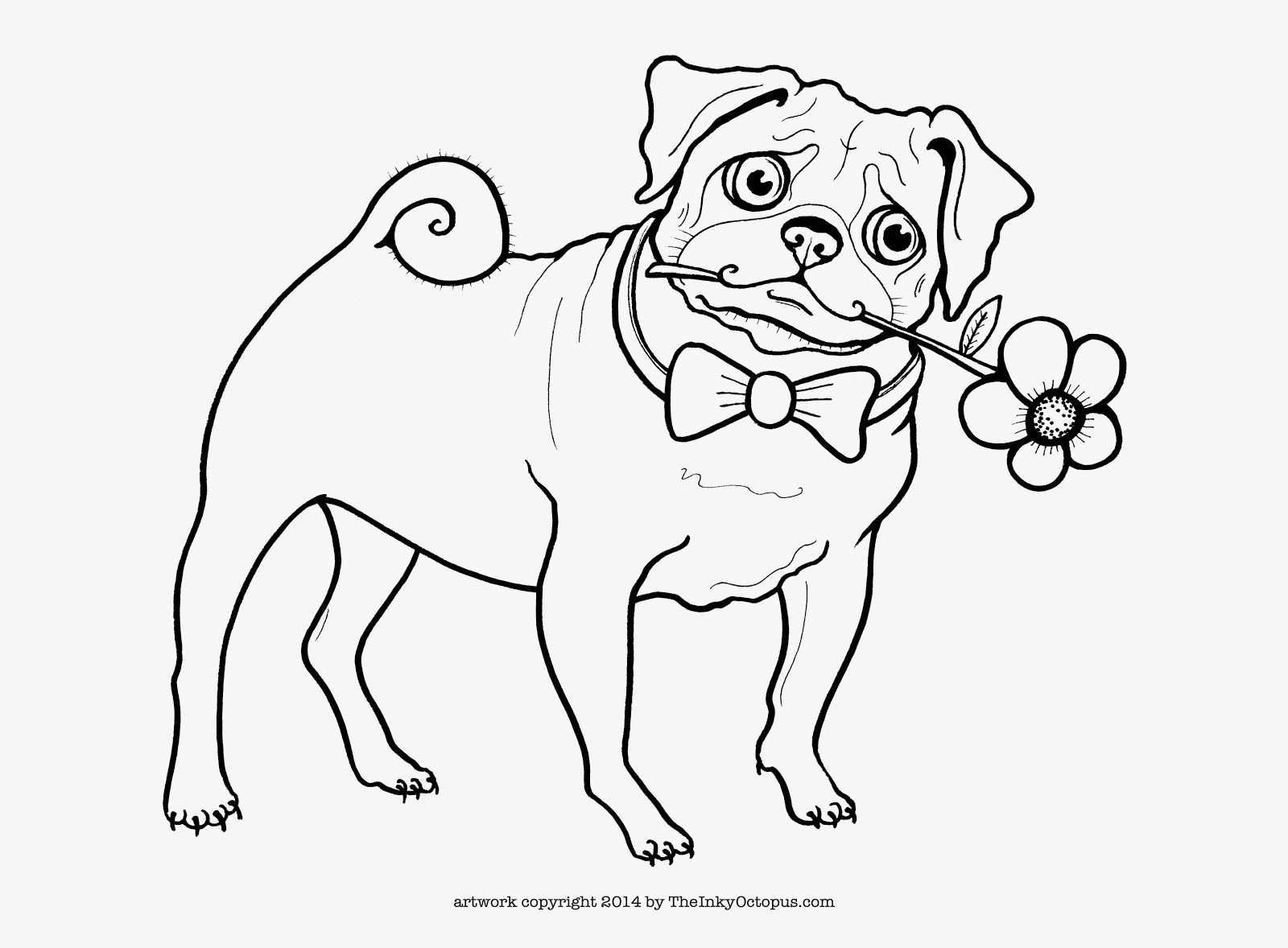 pug puppy coloring pages pug coloring pages printable coloring home pages coloring pug puppy