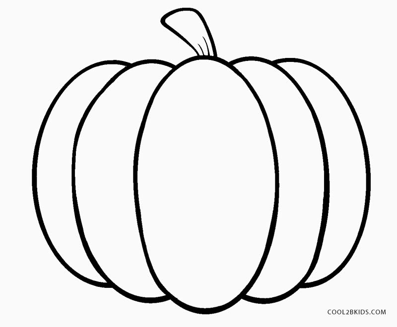pumpkin color sheets free printable pumpkin coloring pages for kids cool2bkids sheets color pumpkin 1 1