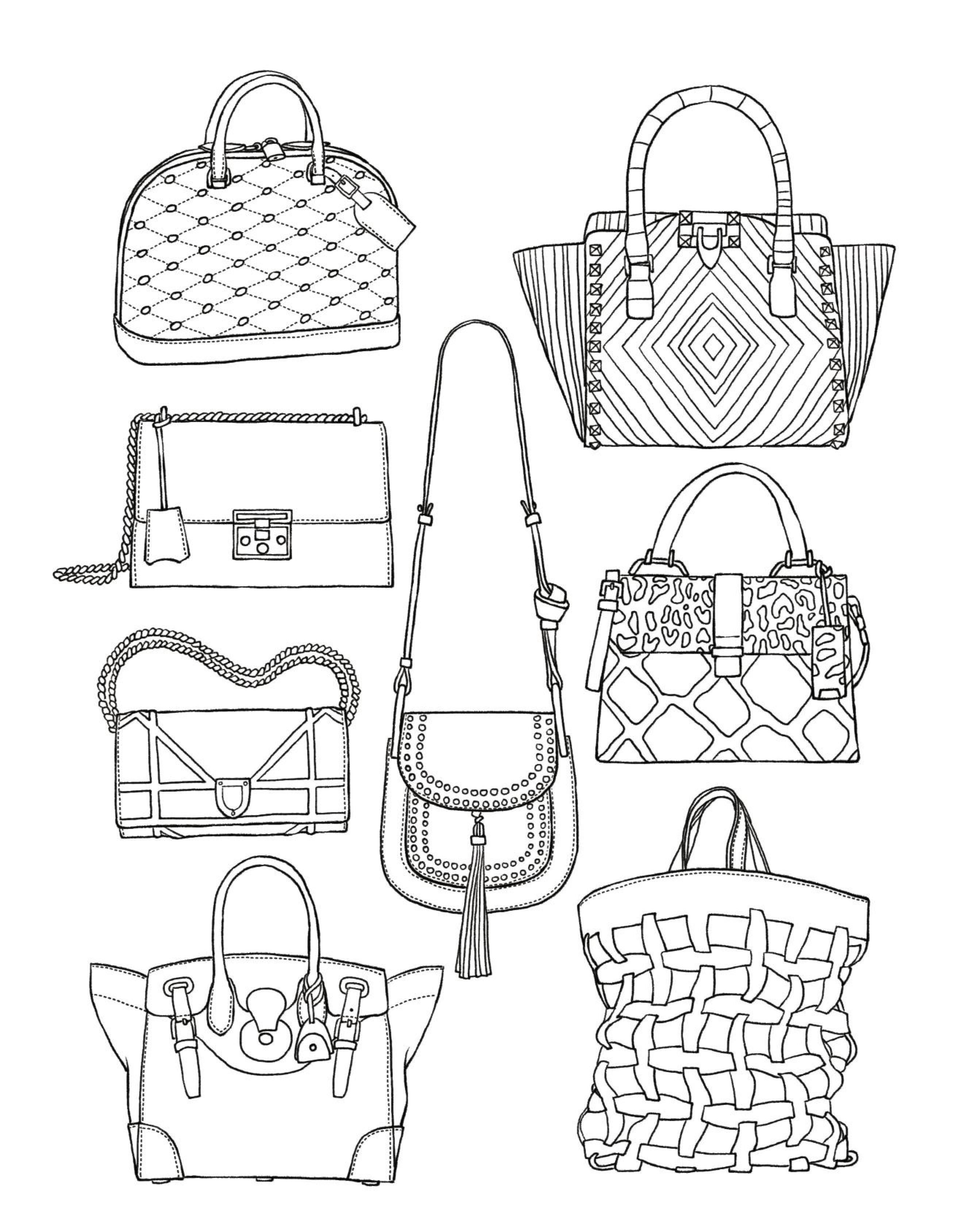 purse coloring page what39s in your purse coloring page twisty noodle coloring page purse