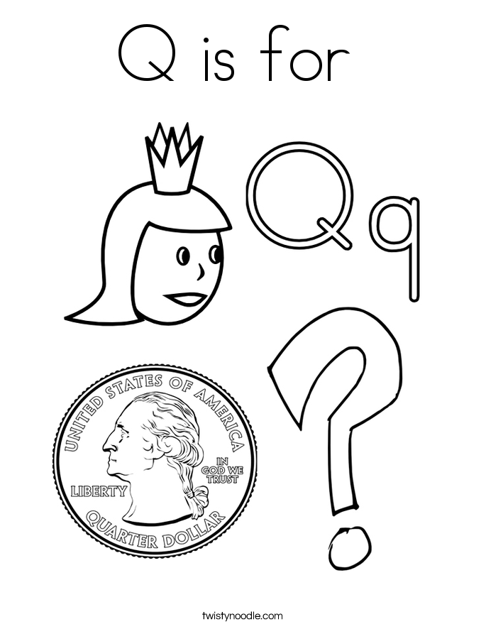 q is for queen coloring page free printable alphabet coloring pages for kids 123 kids q is page queen coloring for