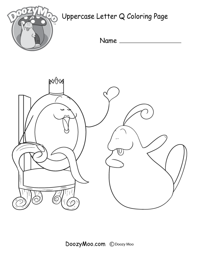 q is for queen coloring page letter q is for queen 1 coloring page free coloring page coloring queen q for is