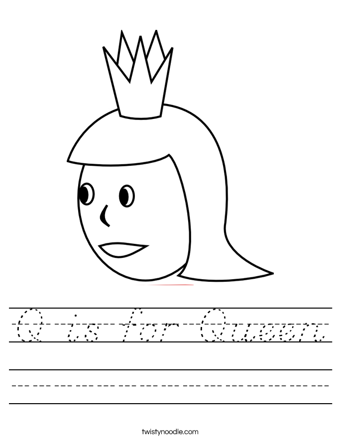 q is for queen q is for queen coloring page free q is for queen q is for queen