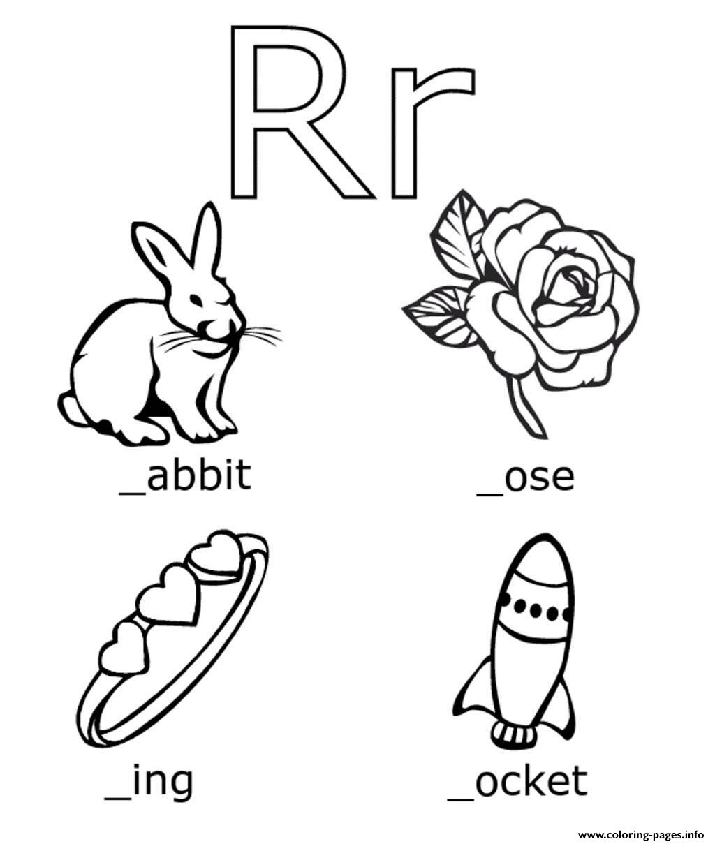 r coloring pictures coloring pages for kids alphabet letter r coloring pages r coloring pictures