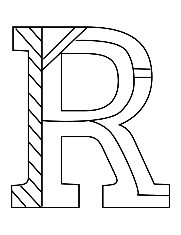 r coloring pictures cusive letter r coloring pages coloring pages for kids pictures coloring r