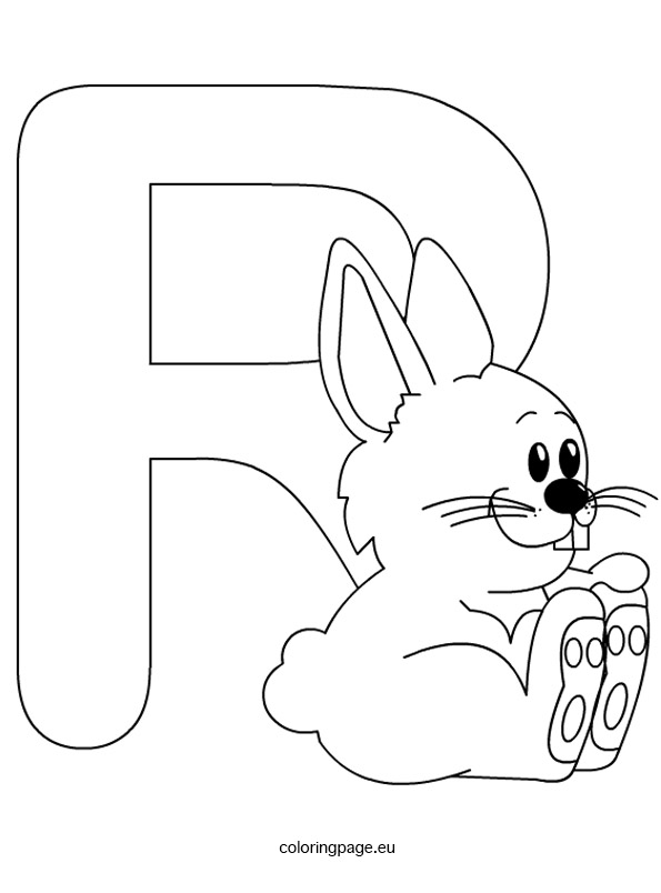 r coloring pictures letter r coloring pages collection whitesbelfast r coloring pictures
