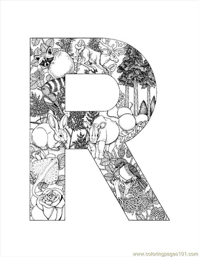 r coloring pictures letter r is for rocket coloring page from letter r r pictures coloring