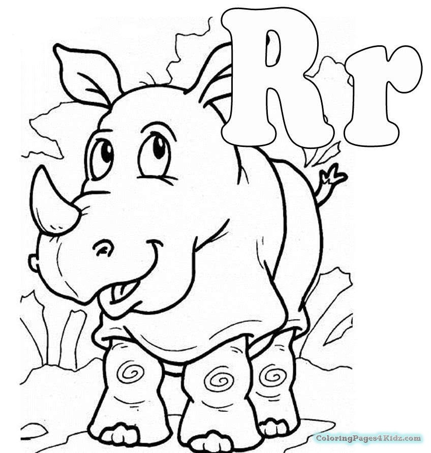 r coloring pictures standard letter printables free alphabet coloring page coloring pictures r