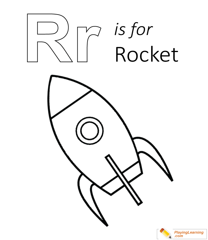 r is for rocket coloring page r is for rocket coloring page woo jr kids activities r rocket page is coloring for