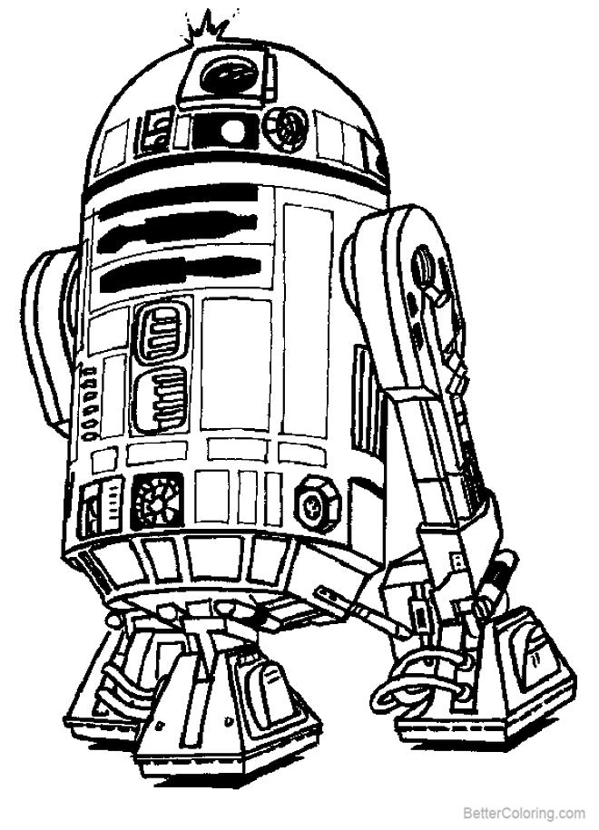 r2d2 printable r2d2 coloring pages black and white free printable r2d2 printable