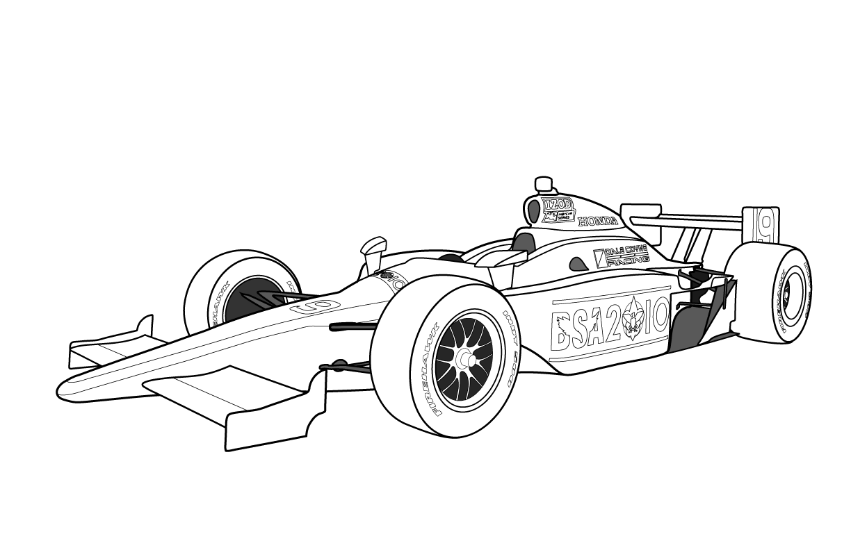 racecar coloring page race car coloring pages ideas whitesbelfast page racecar coloring