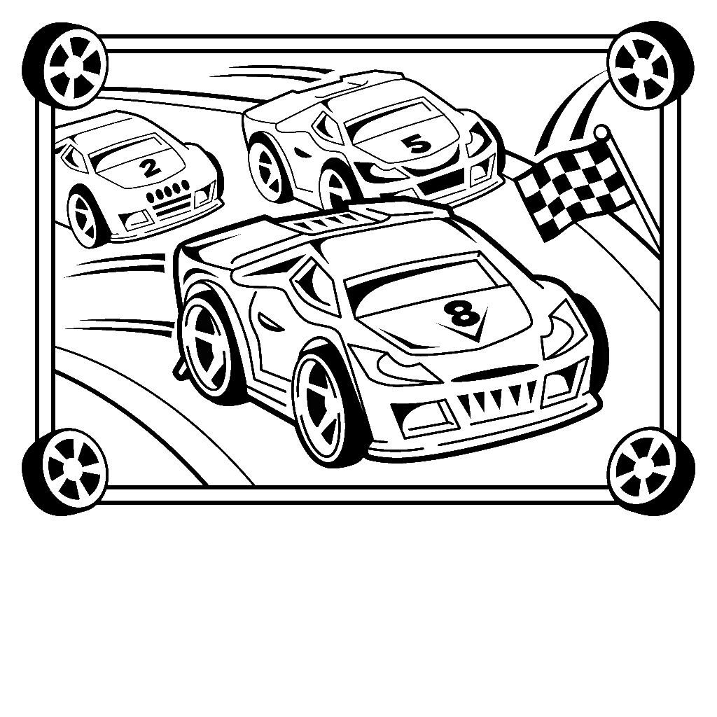 racing car pictures to colour in free printable race car coloring pages for kids pictures racing colour car in to