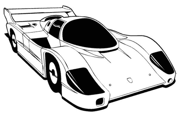 racing car pictures to colour in sports car coloring pages free and printable racing in pictures colour to car
