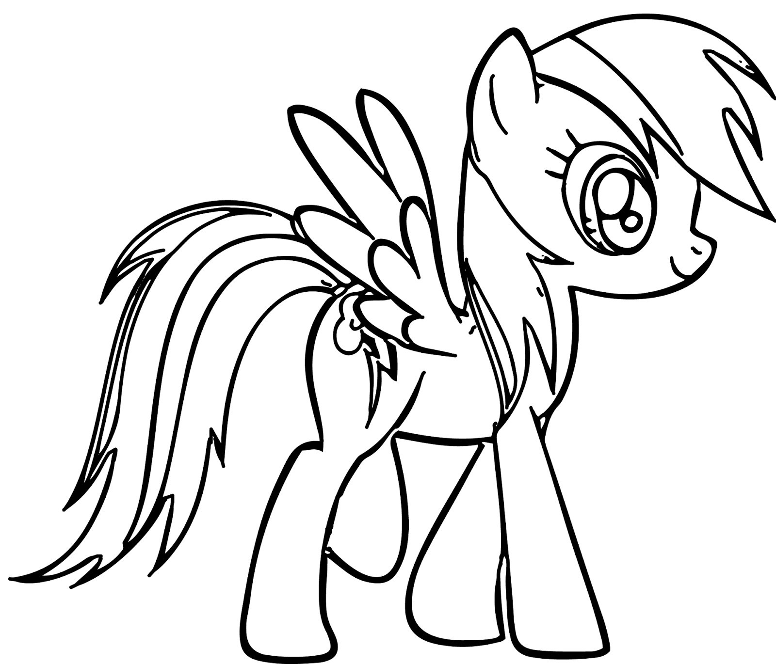 rainbow dash coloring pages free coloring pages for rainbow dash coloring home rainbow free pages dash coloring
