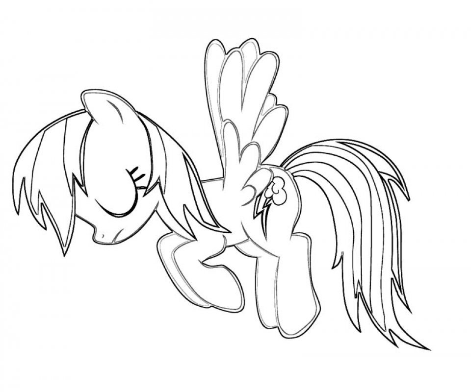 rainbow dash coloring pages free rainbow dash coloring page free download on clipartmag coloring dash pages rainbow free