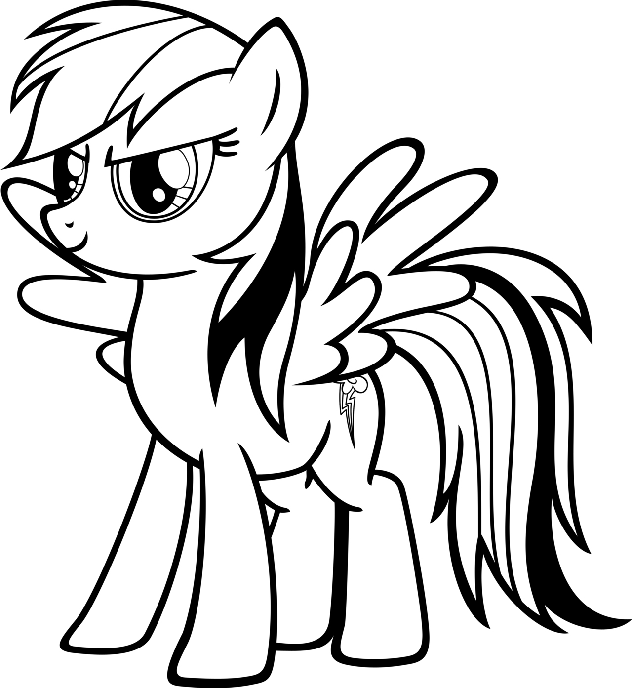 rainbow dash coloring pages free rainbow dash coloring page free printable coloring pages free dash rainbow coloring pages