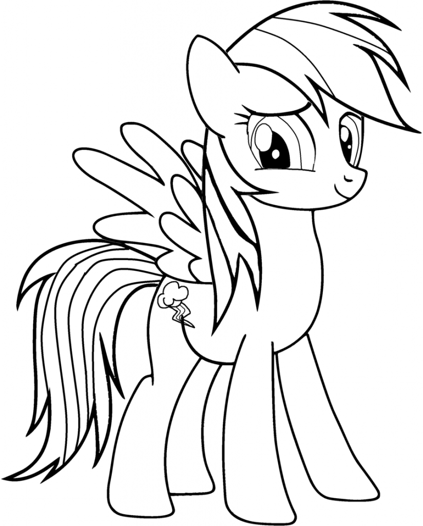 rainbow dash coloring pictures coloring pages for rainbow dash coloring home coloring rainbow dash pictures