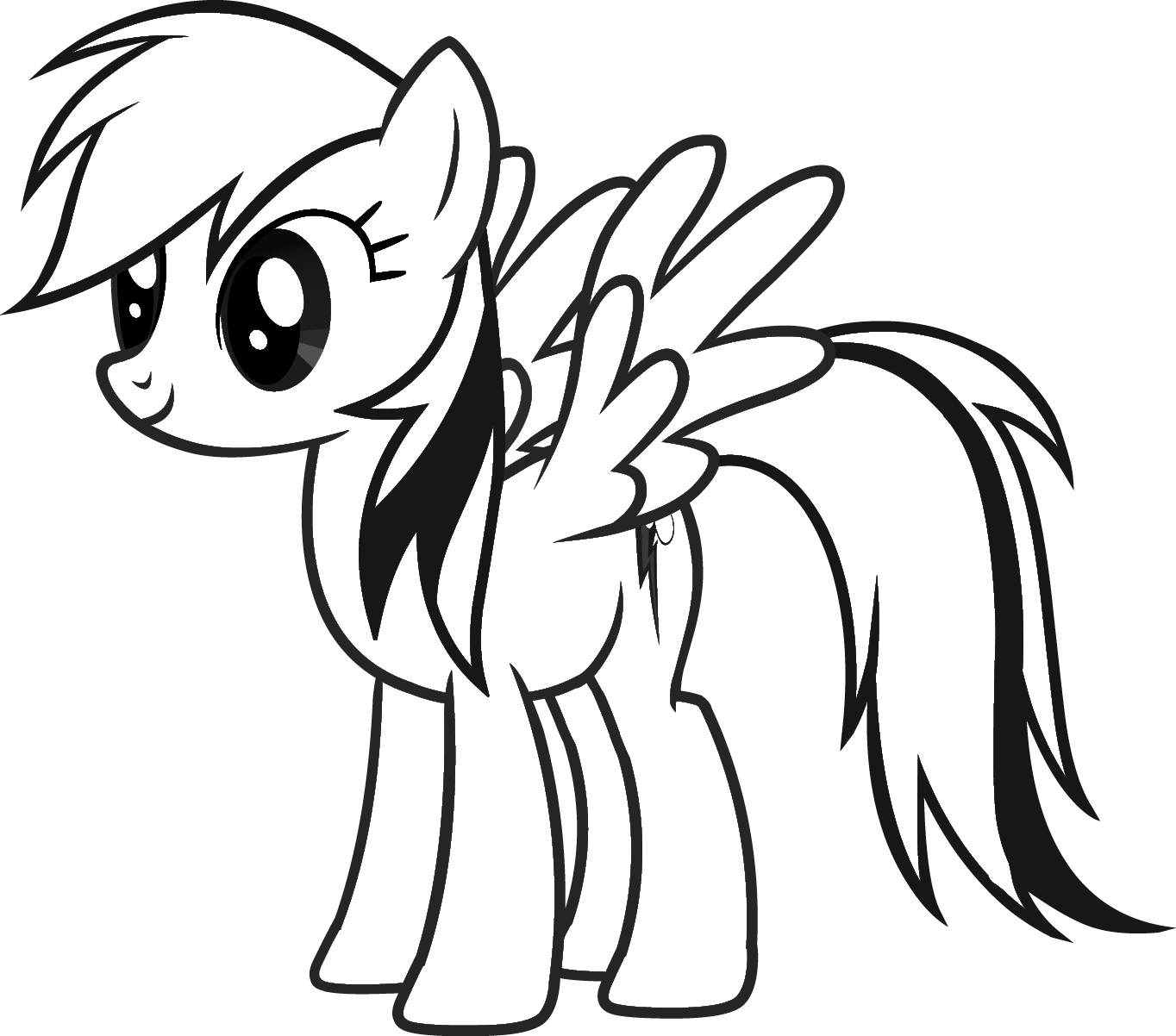 rainbow dash coloring pictures coloring pages for rainbow dash coloring home pictures dash coloring rainbow