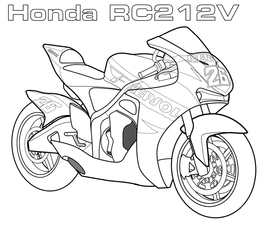 rc car coloring pages honda rc2 12v coloring page free printable coloring pages rc coloring car