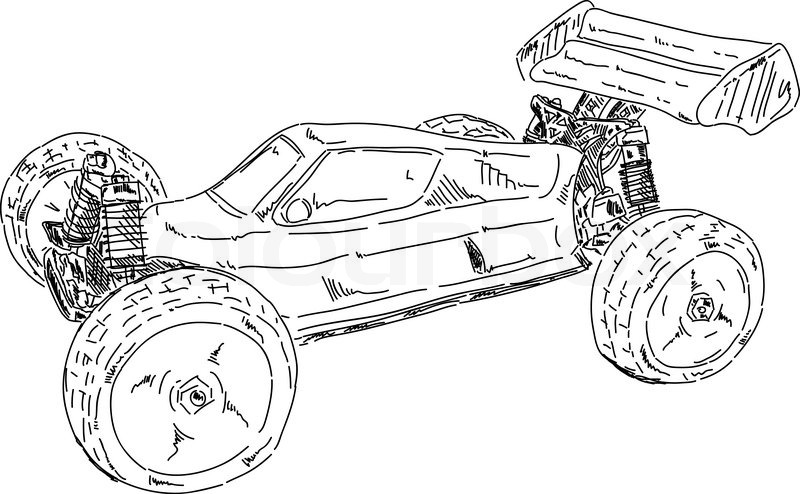 rc car coloring pages how to draw rc toy story rc car pages coloring