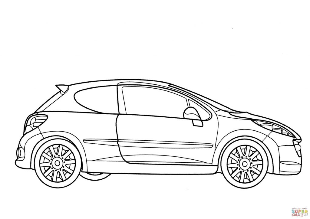 rc car coloring pages rc car drawing at getdrawings free download coloring rc car pages