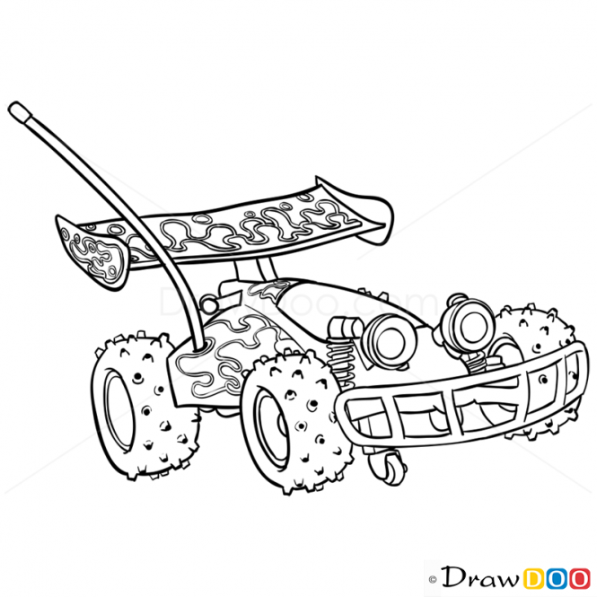 rc car coloring pages rc drawing at getdrawings free download pages coloring car rc