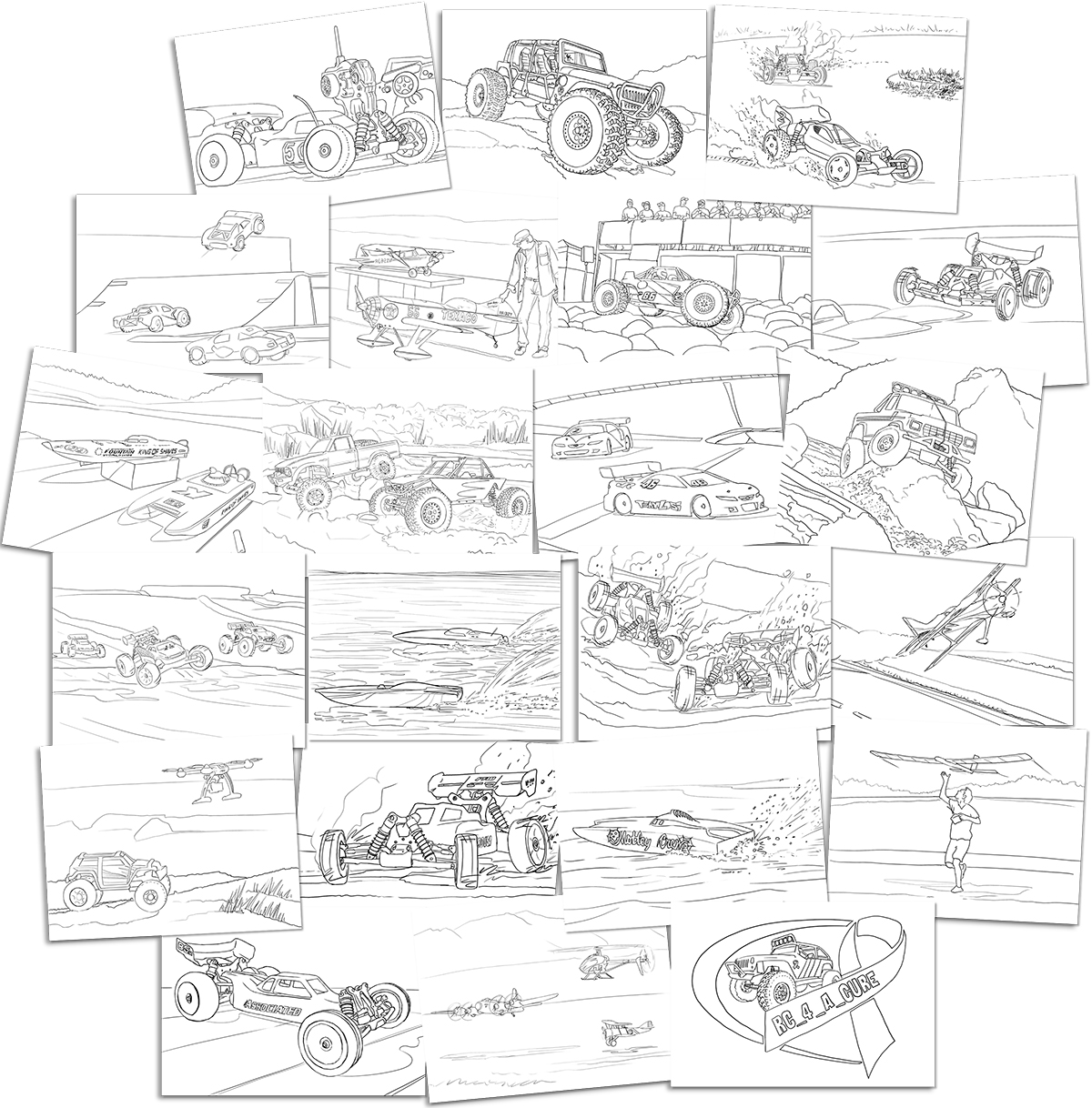 rc car coloring pages traxxas coloring pages coloring home pages rc coloring car