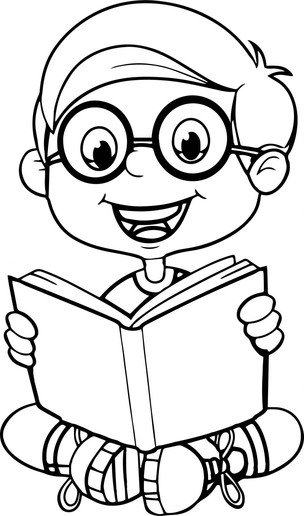 reading coloring worksheets coloring pages of children reading at getcoloringscom worksheets coloring reading