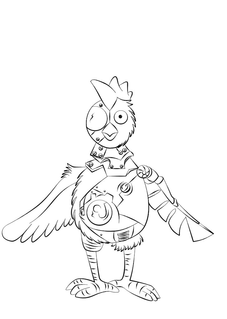 ready to robot coloring pages robot girl 2 coloring page httpwwwkidscanhavefuncom ready robot to coloring pages