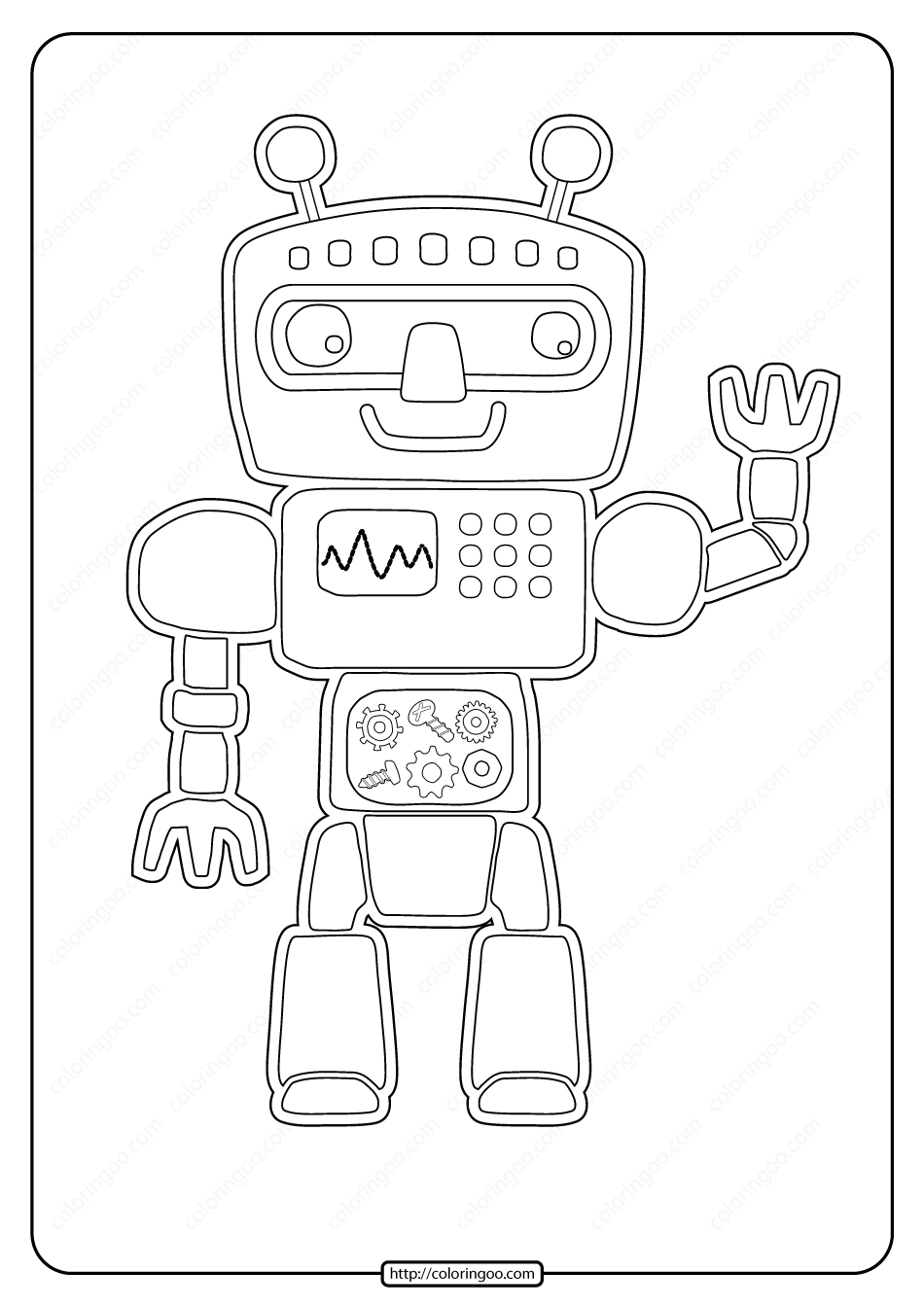 ready to robot coloring pages robots colouring pages 18 print off pages pages coloring robot ready to