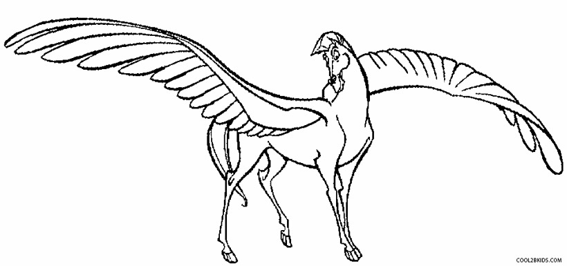 realistic pegasus coloring pages 35 realistic pegasus coloring pages pegasus coloring pages realistic