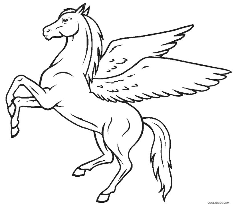 realistic pegasus coloring pages realistic drawing of pegasus coloring page kids play color pegasus coloring pages realistic
