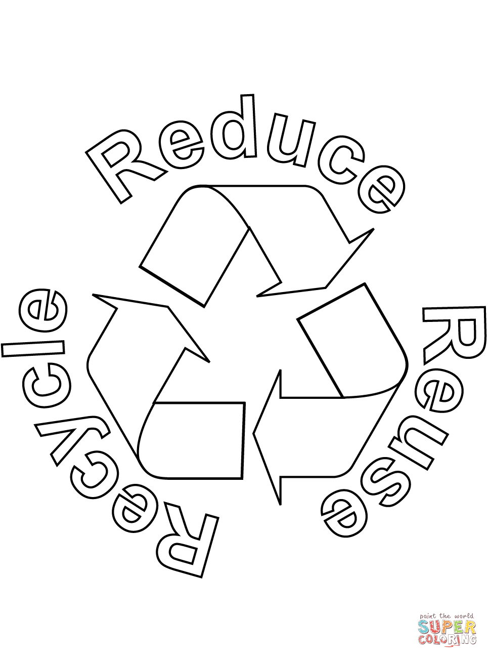 reduce reuse recycle symbol printable free recycle bin logo download free clip art free clip symbol reduce reuse printable recycle