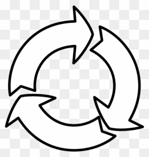 reduce reuse recycle symbol printable pin by muse printables on printable patterns at printable reduce reuse symbol recycle