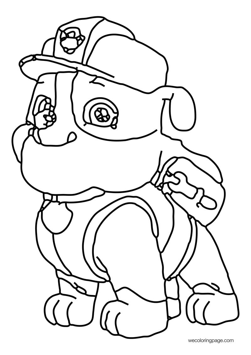 rescue dog coloring pages hq worker dog paw patrol coloring page coloring sheets pages dog coloring rescue